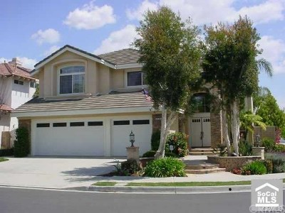 Placentia Single Family Home For Sale: 830 Hall Lane