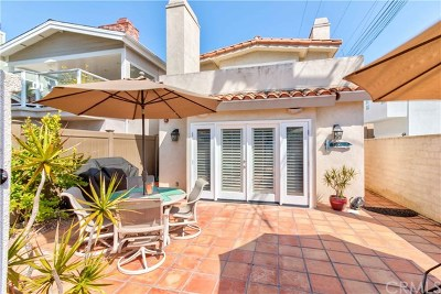 Seal Beach Single Family Home For Sale: 112 13th Street