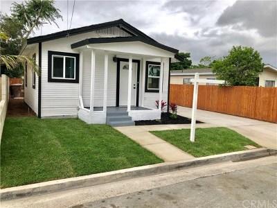 Placentia Single Family Home For Sale: 941 Vista Avenue