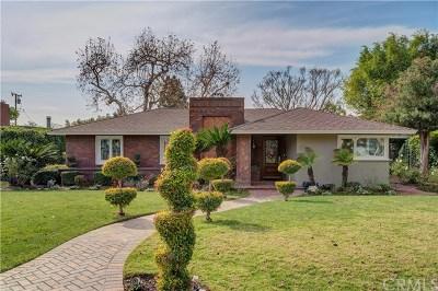 Whittier Single Family Home For Sale: 14254 Eastridge Drive