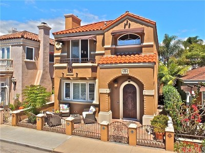 Long Beach Single Family Home For Sale: 121 Cordova