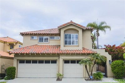 Laguna Niguel Single Family Home For Sale: 29596 Novacella