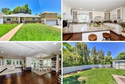 Fullerton Single Family Home For Sale: 827 N Richman Avenue