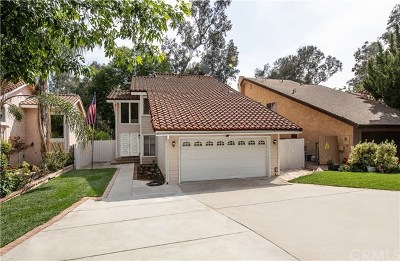 Chino Hills Single Family Home For Sale: 15753 Country Club Drive