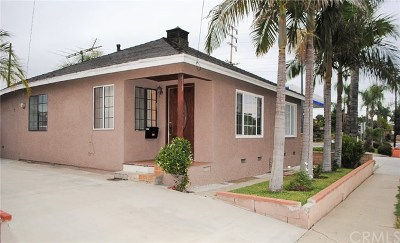 La Habra Single Family Home For Sale: 630 S Euclid Street