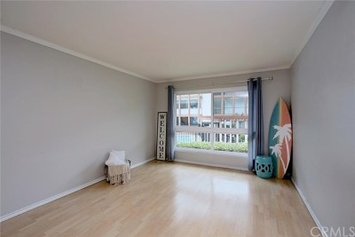 Long Beach Condo/Townhouse For Sale: 5585 E Pacific Coast #145