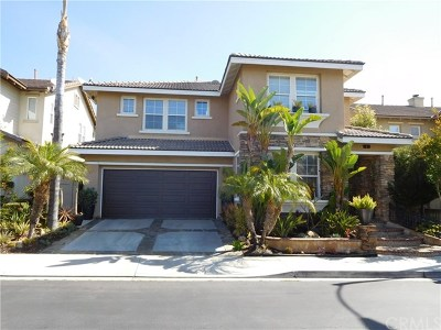 Rancho Santa Margarita Single Family Home For Sale: 9 Santa Arletta