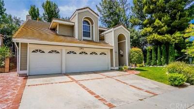 Corona Single Family Home For Sale: 3350 Amy Drive