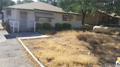 Bodfish CA Single Family Home For Sale: $59,000