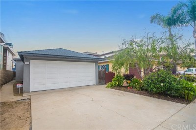 Seal Beach Single Family Home For Sale: 606 Ocean Avenue