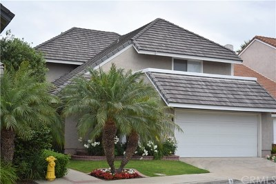 Irvine Single Family Home For Sale: 9 Shenandoah