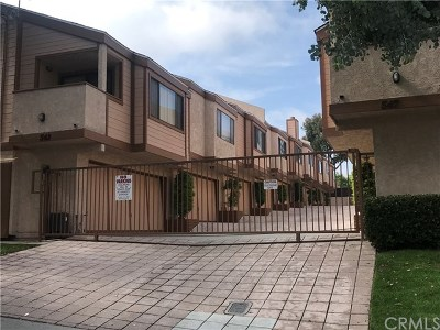 Inglewood Condo/Townhouse For Sale: 543 E Hazel Street #6