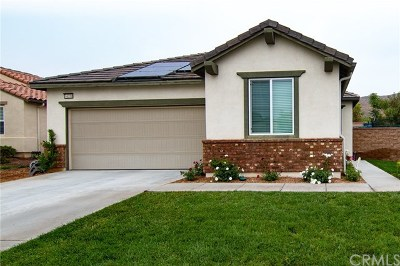 Lake Elsinore Single Family Home For Sale: 34350 Gilia Court