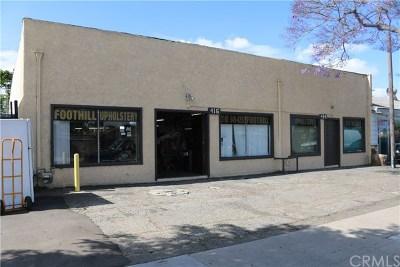 Carson Commercial For Sale: 416 E Sepulveda Boulevard