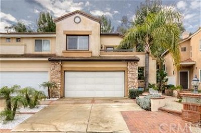 Anaheim Hills Single Family Home Active Under Contract: 955 S Lone Pine Lane