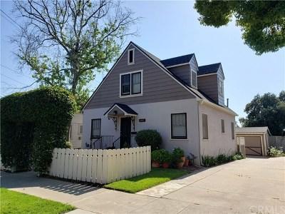 Orange CA Multi Family Home For Sale: $1,249,000