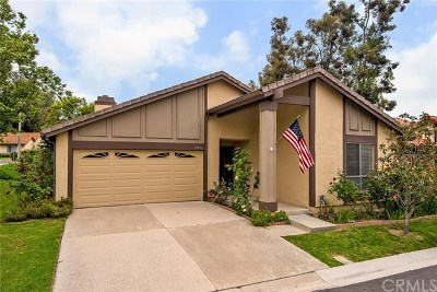 Mission Viejo Single Family Home For Sale: 27956 Via Granados