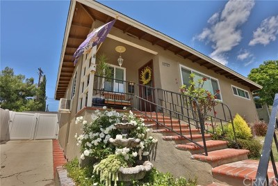 Whittier Single Family Home For Sale: 13727 Walnut Street