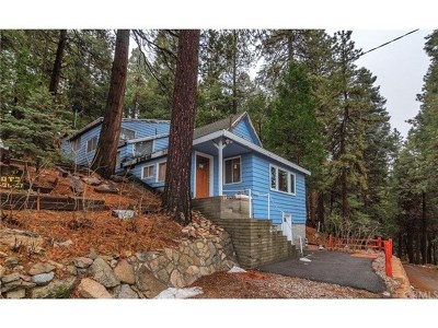 Twin Peaks Single Family Home For Sale: 25595 Mid Lane