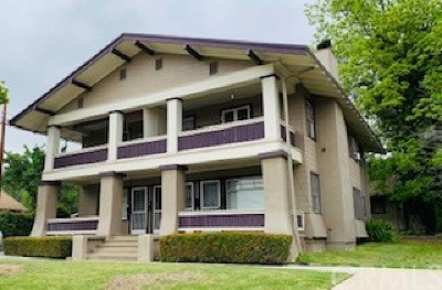 Whittier Multi Family Home For Sale: 13212 Camilla Street