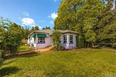 Orange CA Single Family Home For Sale: $789,900