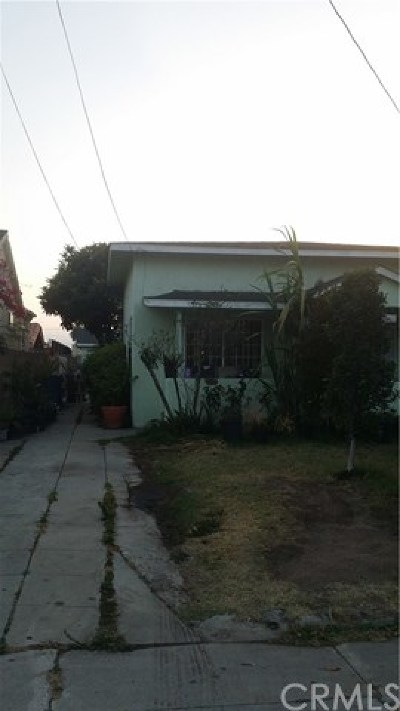 Wilmington Multi Family Home For Sale: 1241 Lagoon Avenue