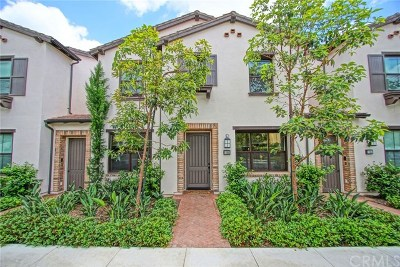 Irvine Condo/Townhouse For Sale: 116 Crescent Moon