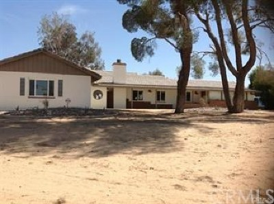 Apple Valley Single Family Home For Sale: 14029 Kiowa Road