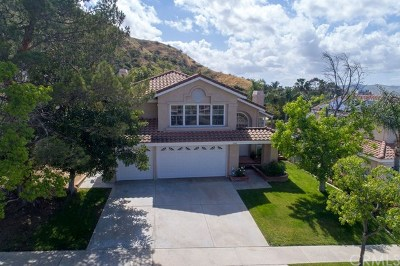 Corona Single Family Home For Sale: 1598 Dominguez Ranch Road