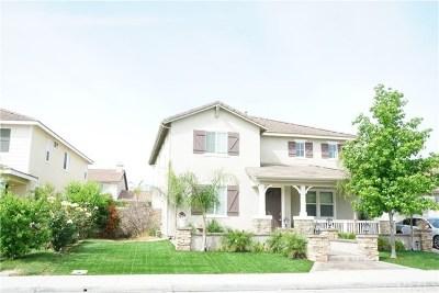 Menifee Single Family Home For Sale: 27757 Lake Ridge Dr