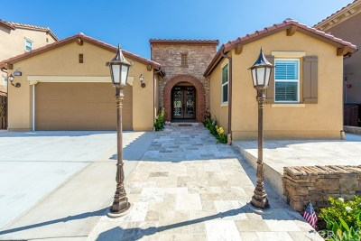 Yorba Linda Single Family Home For Sale: 20372 Chianti Court