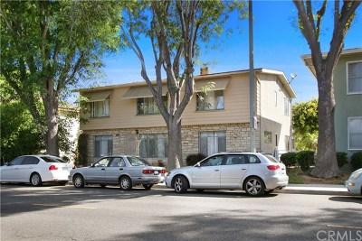 Long Beach Multi Family Home For Sale: 5271 E Anaheim Road