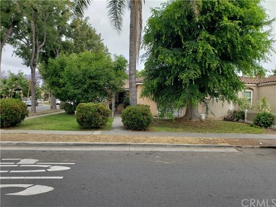 Santa Ana Single Family Home For Sale: 2076 S Parton Street