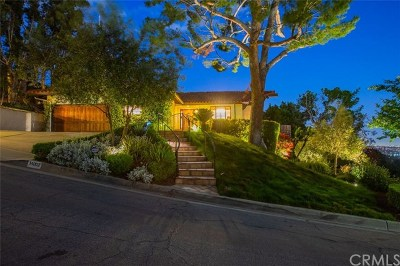 Whittier Single Family Home For Sale: 14002 Summit Drive