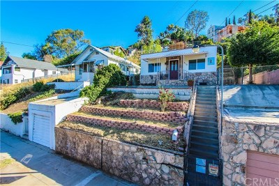 Los Angeles Single Family Home For Sale: 1215 Isabel Street