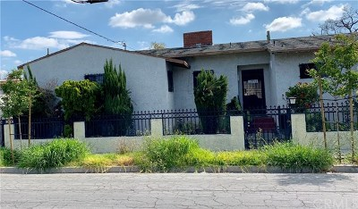 Los Angeles County Single Family Home For Sale: 13712 S Largo Avenue