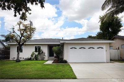 Fullerton Single Family Home For Sale: 1442 W Flower Avenue