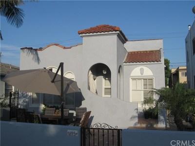 Long Beach Single Family Home For Sale: 166 Park Avenue