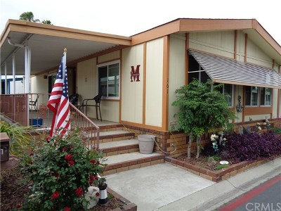 Anaheim Mobile Home For Sale: 1919 W Coronet Avenue