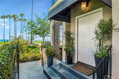 Long Beach Condo/Townhouse For Sale: 2415 E Ocean Boulevard #2