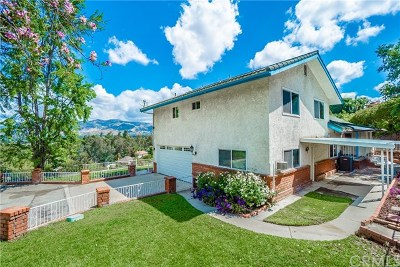 San Dimas Single Family Home For Sale: 373 E Cannon Avenue