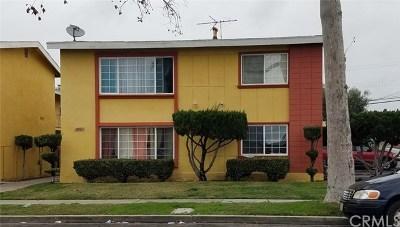 Garden Grove Multi Family Home For Sale: 10861 Palma Vista Avenue