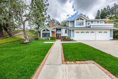 Anaheim Hills Single Family Home For Sale: 5770 E River Valley