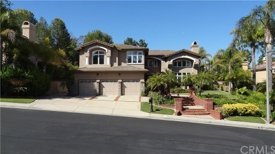 Anaheim Hills Single Family Home Active Under Contract: 1035 S Taylor Court