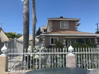 Santa Ana CA Single Family Home For Sale: $579,900
