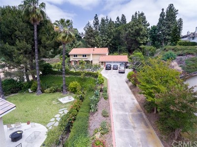 Anaheim Hills Single Family Home For Sale: 574 S Covered Wagon