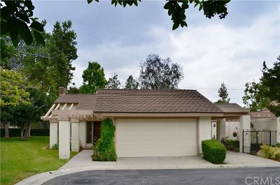 Placentia Single Family Home For Sale: 1101 Woodside Drive