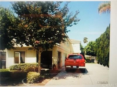 Hawaiian Gardens Multi Family Home For Sale: 21915 Arline Avenue