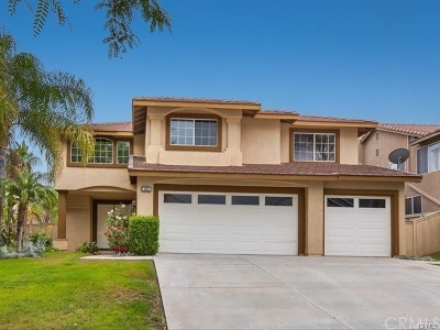 Corona Single Family Home For Sale: 3023 Veranda Lane