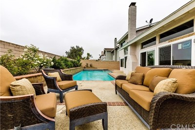 Huntington Beach Single Family Home For Sale: 18282 Fieldbury Lane